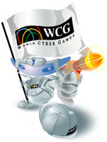 WCG Mascot