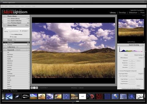 �������Adobe Photoshop Lightroom �����