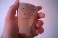 Butterfly Heater