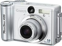 Canon Powershot A95 Free