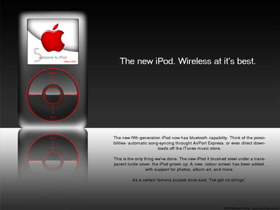 Design an iPod iSkin Contest Results