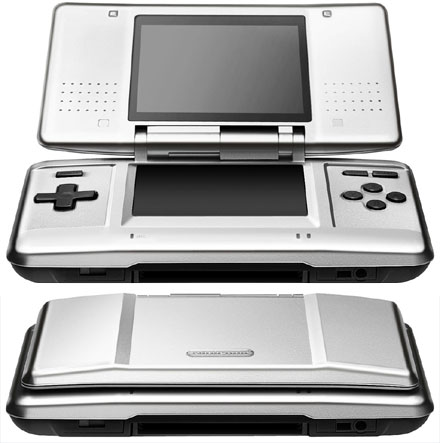 Nintendo DS Final Design