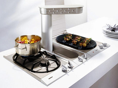 Gaggenau Modular Cooktop
