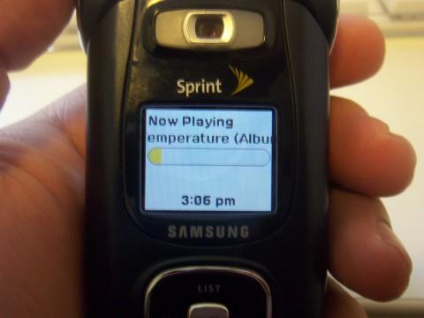 MM-A920 External Screen
