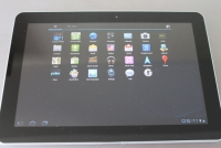 Samsung Galaxy Tab 10.1 apps