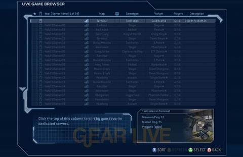 Halo 2 Dedicated Servers