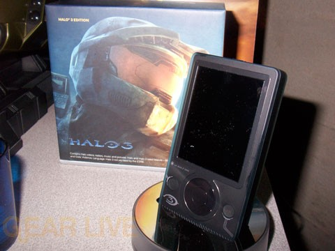 Halo 3 Edition Zune