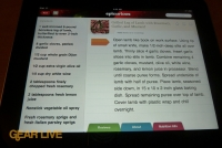 iPad apps: Epicurious