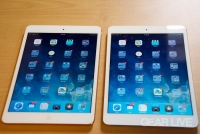 iPad mini with Retina display vs. standard iPad mini
