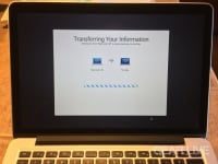 MacBook Pro (late 2013) data transfer