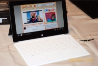 Microsoft Surface white Touch Cover