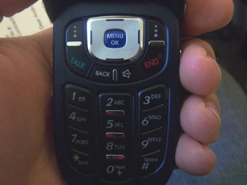 MM-A920 Keypad
