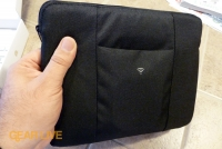 Sprint 4G Case loaded with iPad and Overdrive