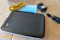 Western Digital My Net N900 HD router unboxed
