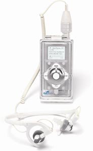 Waterproof iPod mini