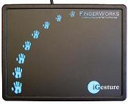 iGesture by FingerWorks