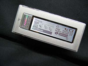 JetAudio Cowon iAudio 4 Color MP3 Player Review