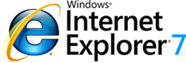 Internet Explorer 7