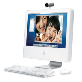 Apple iMac G5 Pictures Images