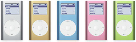 5gb iPod mini