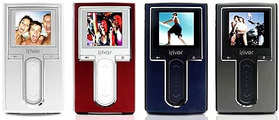 iRiver H10 Mini Player
