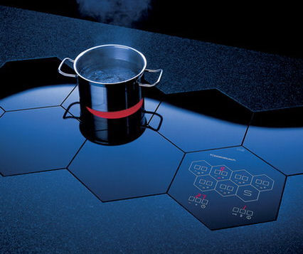 Kuppersbusch Honeycomb Cooktop