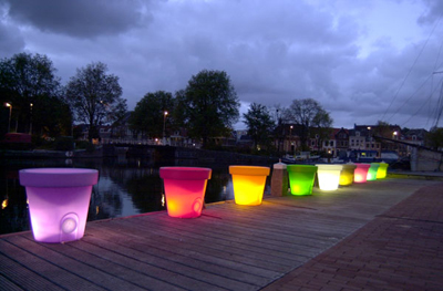 Bloom! LED Flower Pots