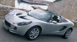 The Lotus Elise