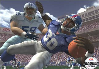 Madden 2005 Tackle