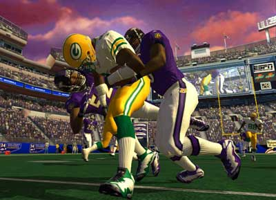 NFL 2K5 Tackle