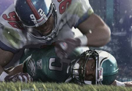 Madden 2006 2007 Next Gen Graphics