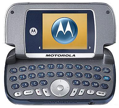 Motorola A630 Keyboard