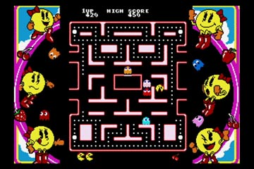 Ms. Pac-Man TV Games Review