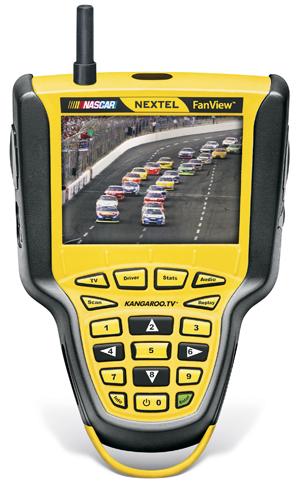 NASCAR FanView