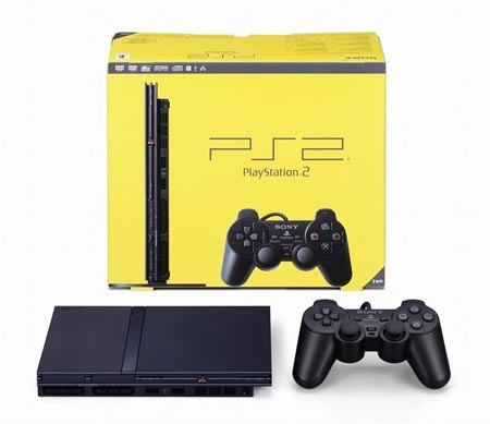 Smaller, Slimmer PlayStation 2 PStwo