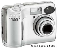 Coolpix 5600
