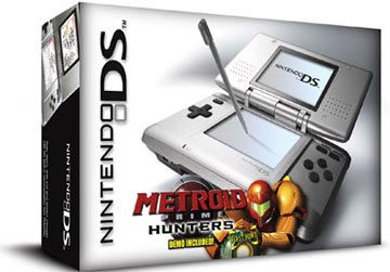 Nintendo DS Box Art Finalized