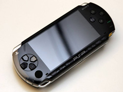 PSP Glamour Shot