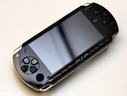 PSP Glamour Shot