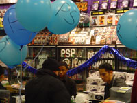 PSP Midnight Launch