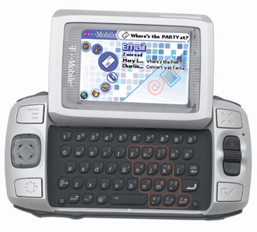T-Mobile Sidekick II $24.99 Hiptop 2 Review