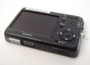 Sony Cyber-Shot DSC-T3