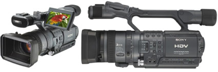 Sony HDR-FX1 High Definition Camcorder