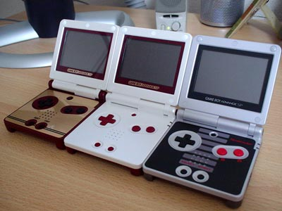 Special Edition Game Boy Advance SP