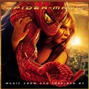 Spider-Man 2 Soundtrack Review