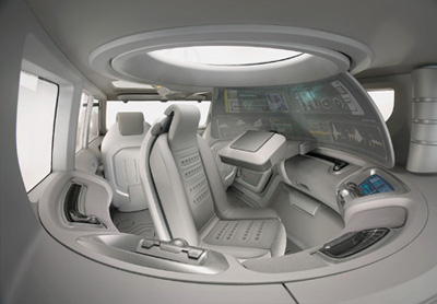 Terranaut Inside