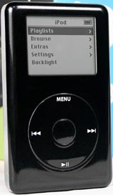 U2 Special Edition Black iPod