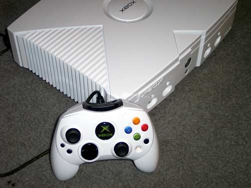 ColorWare PC XBOX Paint White