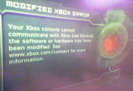 Microsoft blocks modded Xbox from Live
