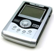 Xclef 500 100 GB MP3 Player
